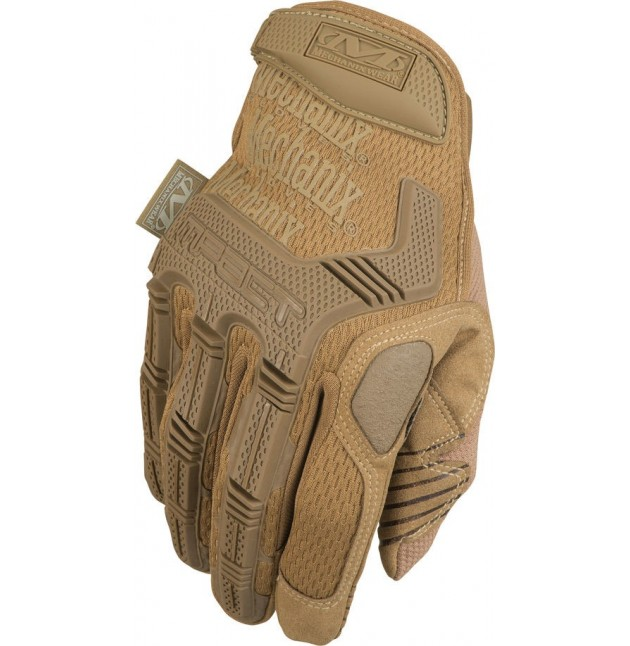 GUANTE MECHANIX M-PACT COYOTE DESERT