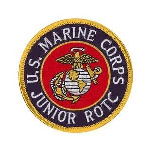 PARCHE ORIGINAL USMC JROTC