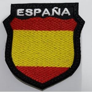 PARCHE ESCUDO ESPAÑA
