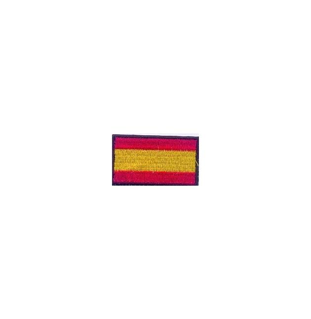 BANDERA ESPAÑA PEQUEÑA COLOR (3X5) SIN VELCRO