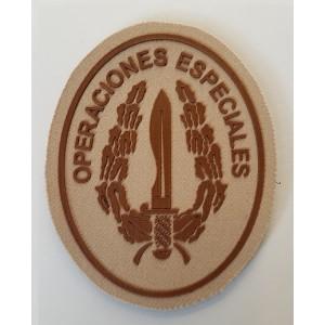 PARCHE COE OPERACIONES ESPECIALES DESERT ARIDO 1