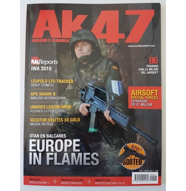REVISTA AK47