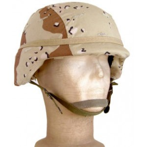 FUNDA US CASCO KEVLAR PASGT/MARTE DESERT 6 COLORES