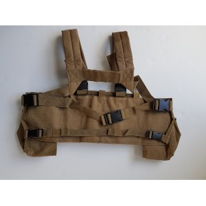 CHALECO CHEST RIG LBT 1961 STYLE, COYOTE