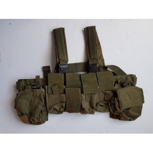 CHALECO CHEST RIG LBT 1961 STYLE, VERDE