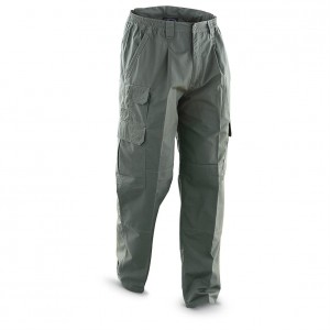 Pantalon Táctico SECURITY PMC OPERATOR, color VERDE, Talla S