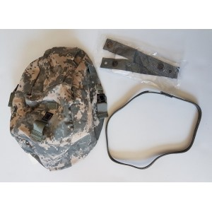 SET FUNDA CASCO MICH 2000 ACU ORGINAL US ARMY