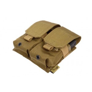 PORTACARGADOR DOBLE M4 FLYYE, COYOTE BROWN