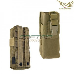 PORTA RADIO  MBITR FLYYE COYOTE BROWN