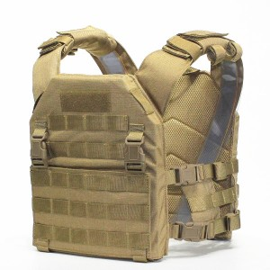 CHALECO CONQUER PLATE CARRIER TAN