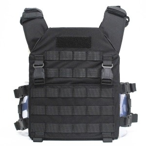 CHALECO CONQUER PLATE CARRIER NEGRO