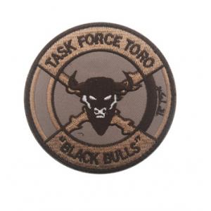 PARCHE TASK FORCE TORO ARIDO