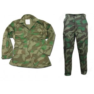 UNIFORME BDU CAMO SPLINTER