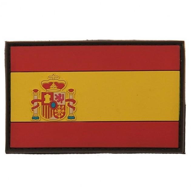 BANDERA ESPAÑA PVC COLOR