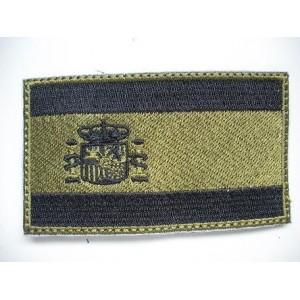 Parche Bandera ESPAÑA, VERDE OD