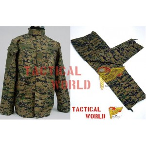 Uniforme TRU MARPAT, Digital Woodland