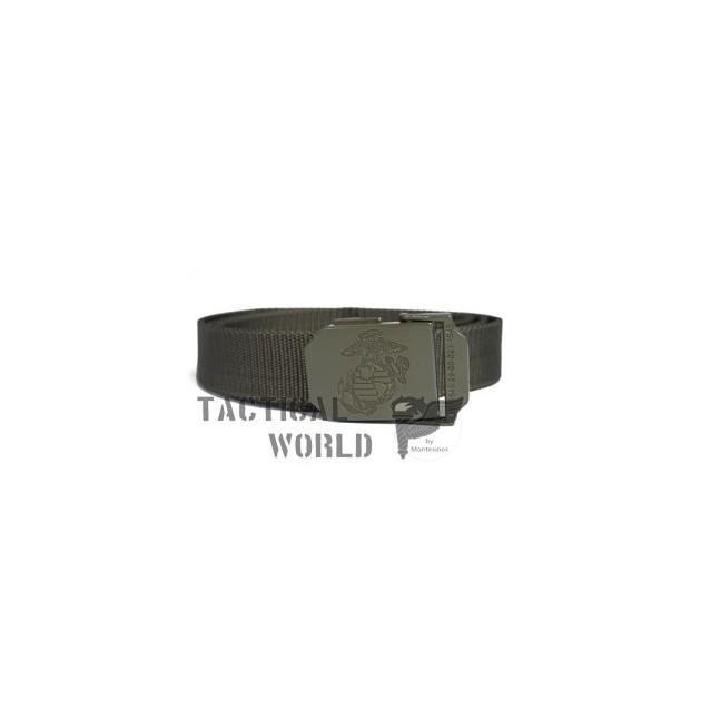 cinturon USMC, Verde OD